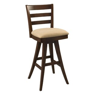 Ines Low Back Swivel Bar Stool