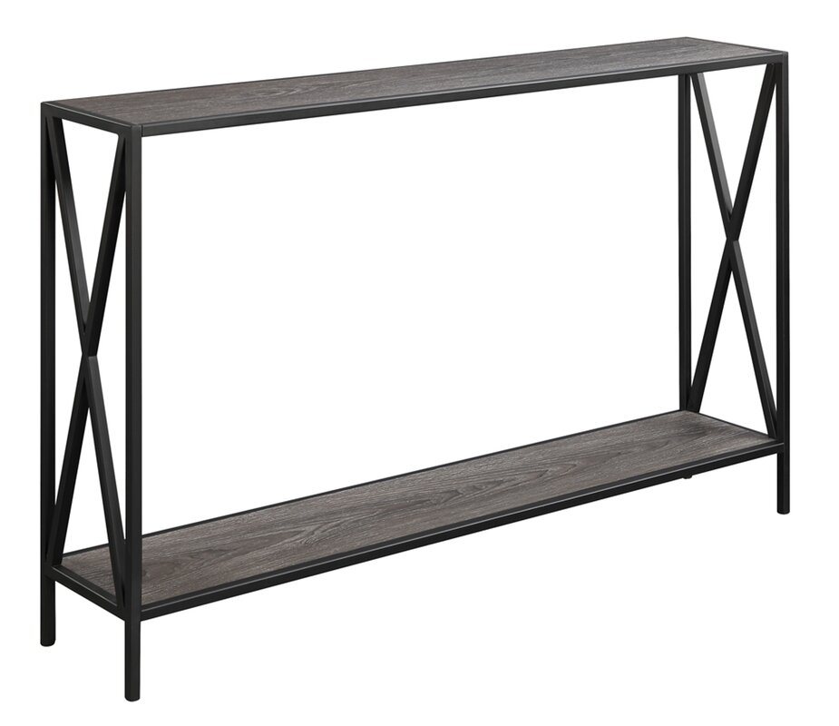 Console Tables With Picture Frames ~ Andover mills abbottsmoor metal frame console table