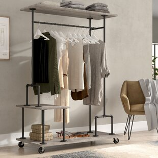 Nicola 47 25 W Clothes Rack
