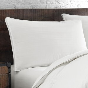 400 Thread Count Down Chamber Feathers Pillow by Eddie Bauer