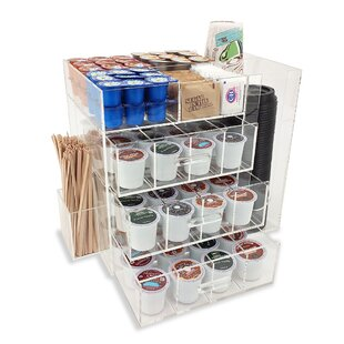 office coffee station. OnDisplay Acrylic Coffee Station Office