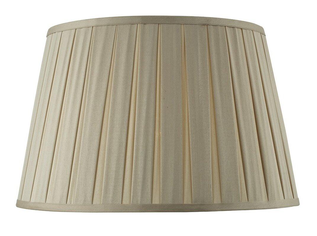 dar lighting 40 cm lampenschirm degas aus kunstseide. Black Bedroom Furniture Sets. Home Design Ideas