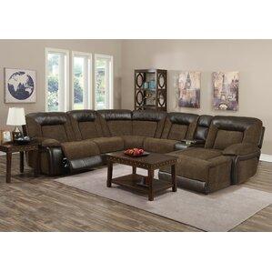 Emery Reclining Sectional ..