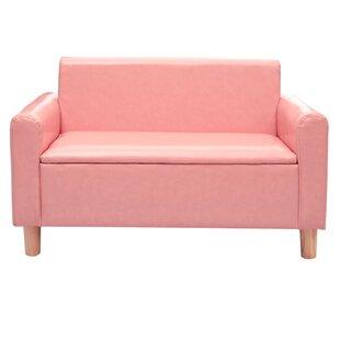 Bon Kids Pink Sofa | Wayfair.co.uk