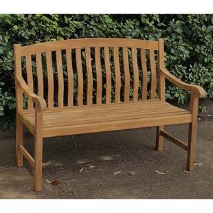 Seymour Teak Garden Bench