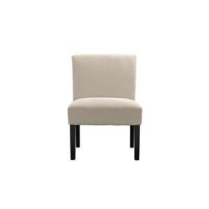 Lynnwood Sleek Side Chair by Charlton Home