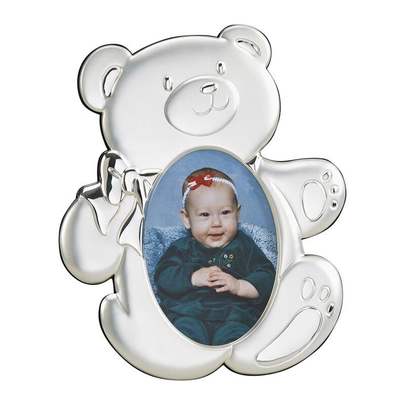 Creative Gifts International Teddy Bear Picture Frame | Wayfair