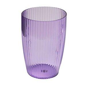 Rib-Textured Waste Basket
