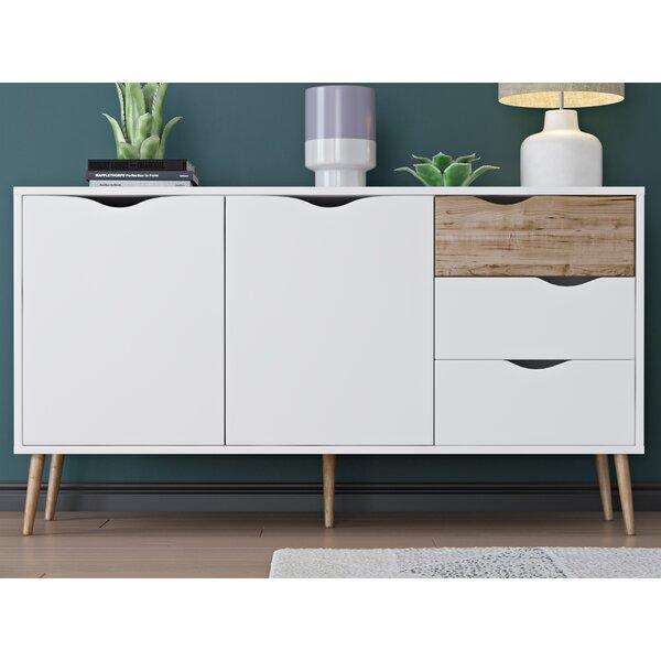 - Langley Street Pajaro 5 Drawer Sideboard & Reviews Wayfair