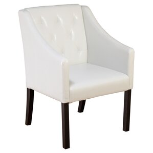 Newton Tufted Armchair by Wade Logan