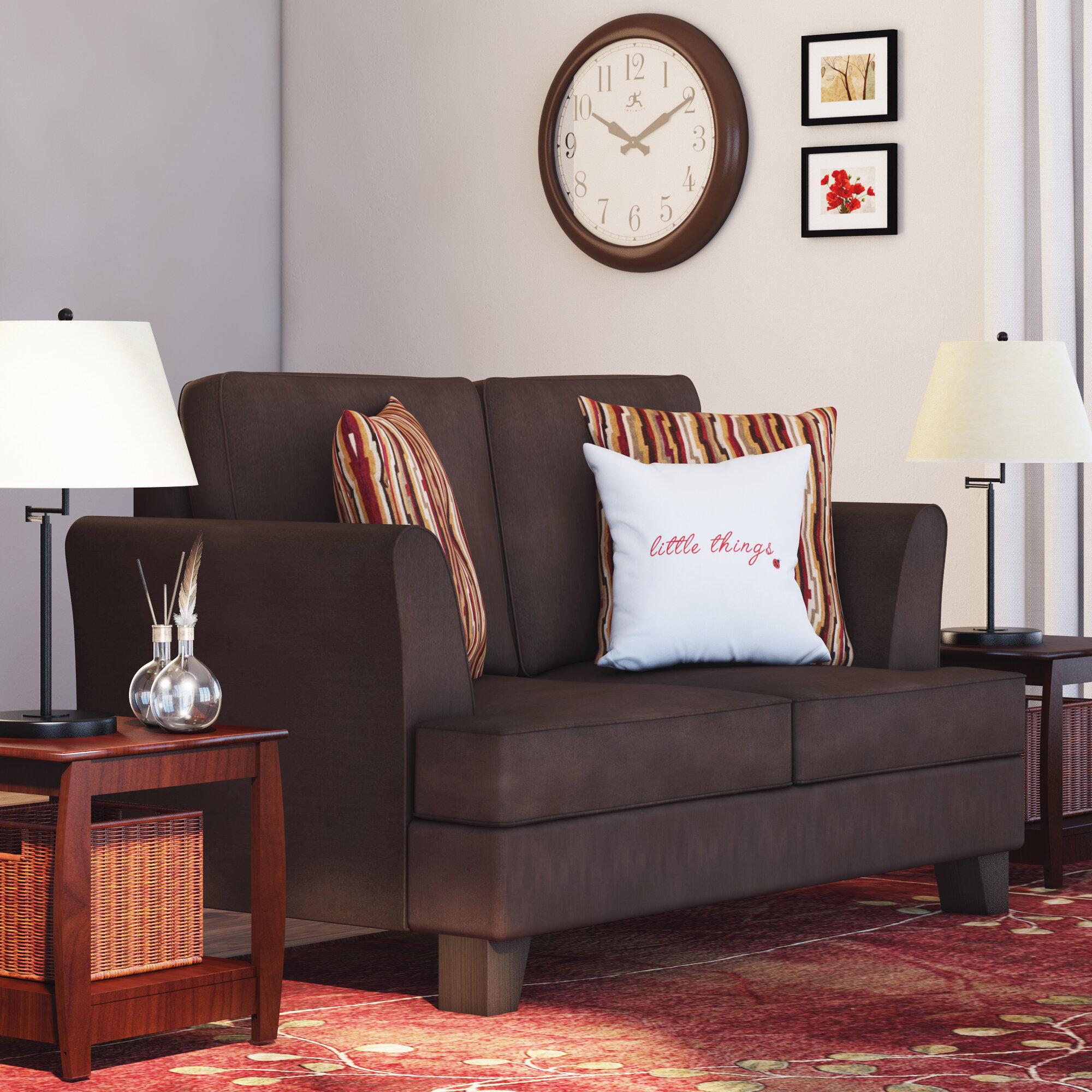 Red Barrel Studio Simmons Upholstery Antin Loveseat Sleeper Sofa U0026 Reviews    Wayfair