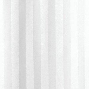 beige striped shower curtain. Satin Stripe Shower Curtain Striped Curtains You ll Love  Wayfair