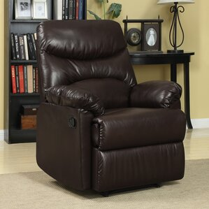 Rossville Chaise Manual Wall Hugger Recliner & Small Recliners Youu0027ll Love | Wayfair islam-shia.org