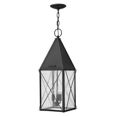 york 3light outdoor hanging lantern
