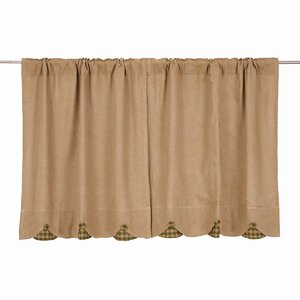 Addie Burlap Scalloped Tier 36