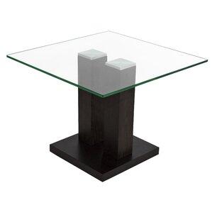 Devondra Square Glass Top ..