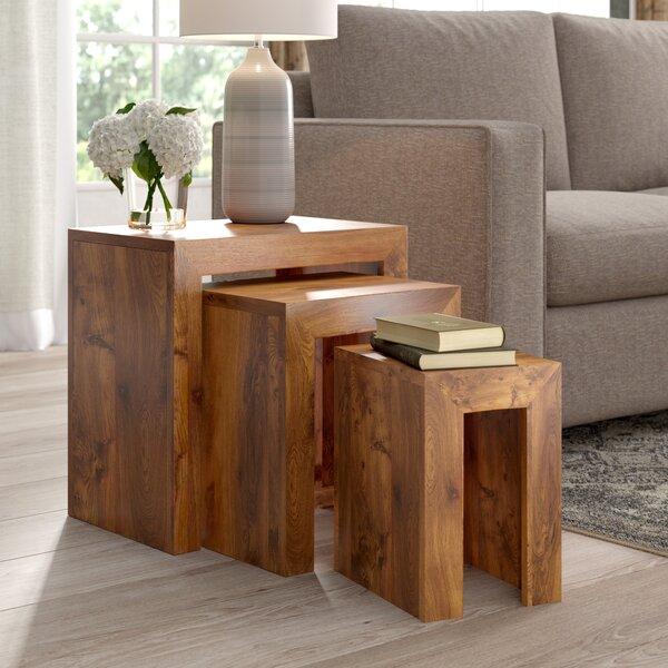 Charmant Alpen Home Sheesham Cube 3 Piece Nest Of Tables U0026 Reviews   Wayfair.co.uk