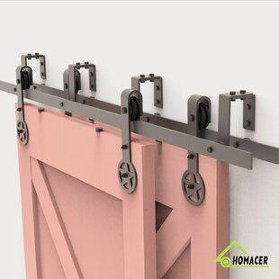Bypass Door Hardware | Wayfair ca