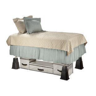 Adjustable Bed Risers Wayfair