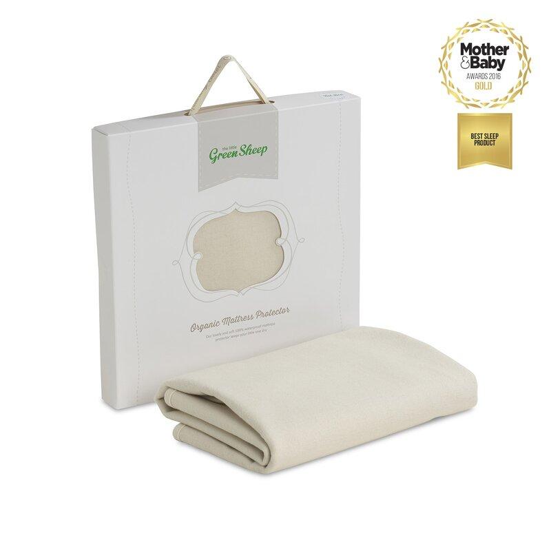 organic cot mattress protector