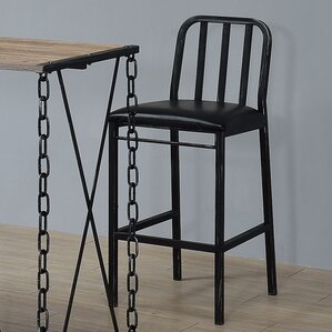 Jodie Bar Stool (Set of 2) by ACME Furnit..