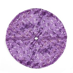 Purple Christmas Tree Skirts You'll Love | Wayfair