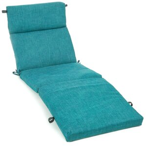 Eleanor Outdoor Chaise Lounge Cushion
