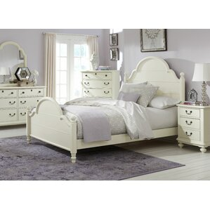 Inspirations by Wendy Bellissimo Panel Configurable Bedroom Set by LC Kids