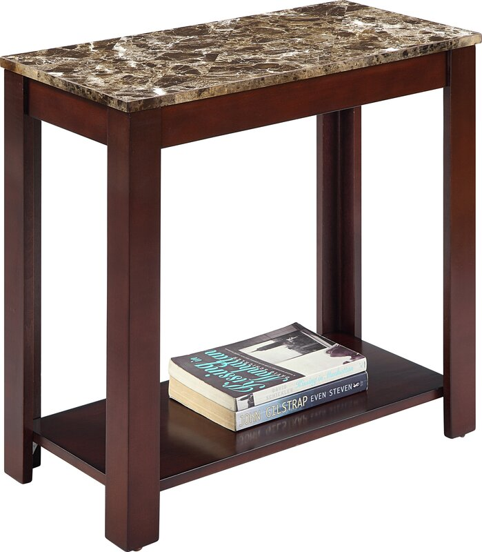 Granite End & Side Tables You\'ll Love | Wayfair
