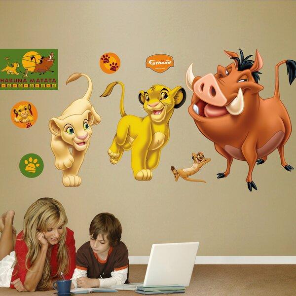 Fathead Disney Lion King Wall Decal U0026 Reviews | Wayfair Part 5