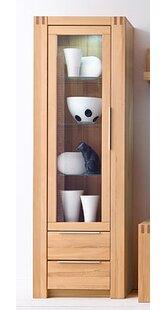 Rebecca Solid Wood Display Cabinet