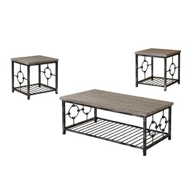 Grey Coffee Table Sets You Ll Love Wayfair