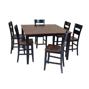 Blessington 7 Piece Counter Height Dining..