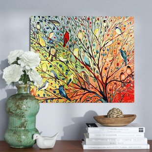 Wall Art Youll Love Wayfair - Decorative-floral-print-chairs-from-floral-art