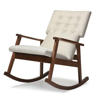 Sensational Modern Contemporary Safavieh Rocking Chair Allmodern Onthecornerstone Fun Painted Chair Ideas Images Onthecornerstoneorg