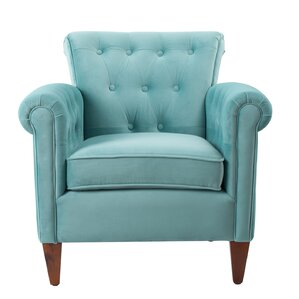 Bennet Tufted Armchair by Darby Home Co