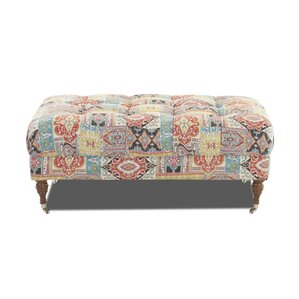 Hannah Ottoman by Bungalow Rose
