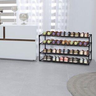 Black Shoe Storage You'll Love in 2019 | Wayfair
