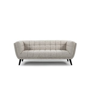 Odessey Chesterfield Sofa by Noble House