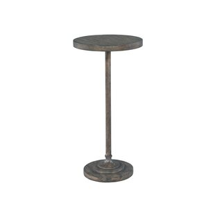 Laney Slim Post End Table