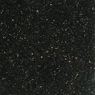 Granite 12 X Tile In Galax Y Black
