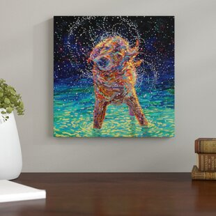 3d astronaut wall decor cartoon quickview oil painting wall art youll love wayfair
