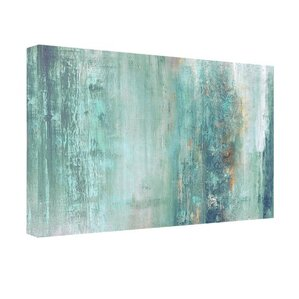 Abstract Spa Canvas Print