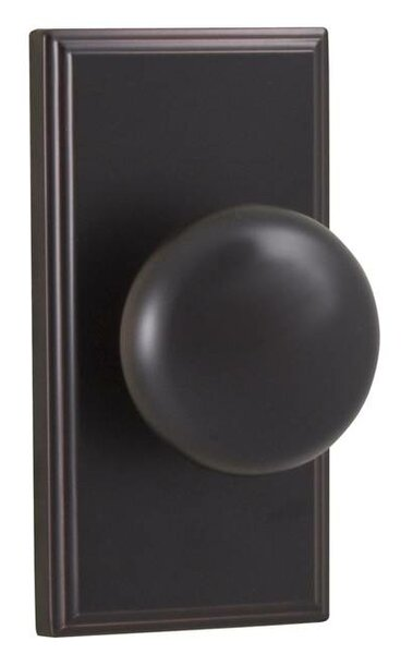 Weslock Impresa Passage Door Knob U0026 Reviews | Wayfair