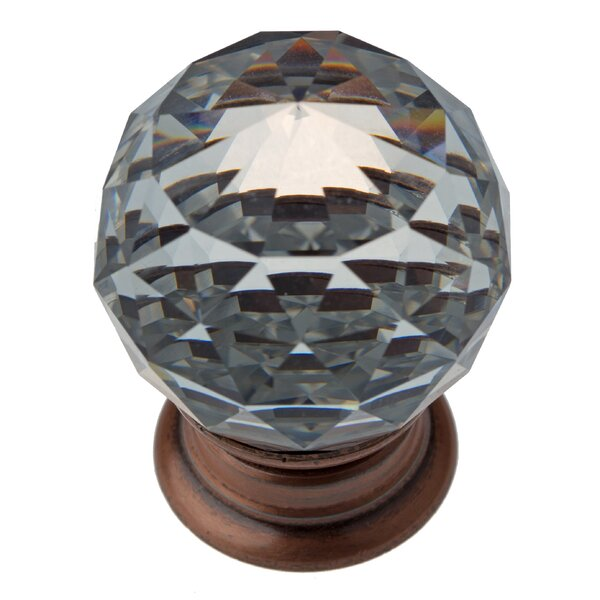 crystal kitchen cabinets reviews pauline 1 19 quot cabinet knob amp reviews joss amp 6313
