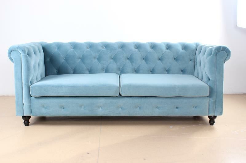 Hampshire Tufted Chesterfield Sofa