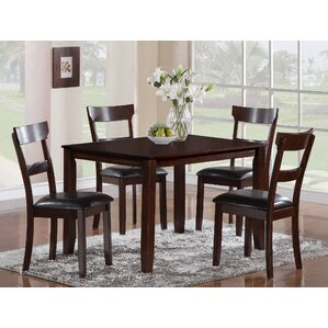 Henderson 5 Piece Dining Set by Crown ..