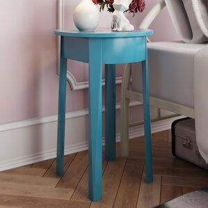Lenoir End Table by Harriet Bee