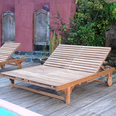 Double Patio Chaise Lounge Chairs You Ll Love In 2019