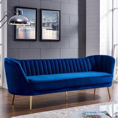Velvet Sofas You Ll Love In 2019 Wayfair